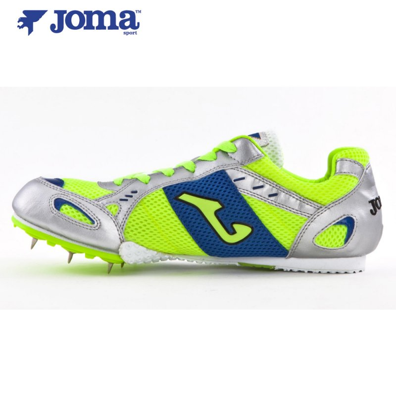 Joma Spikes LD Fluor/Royal 46