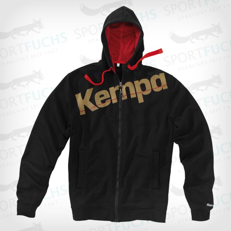 Kempa CORE DHB Hooded Jacket XS