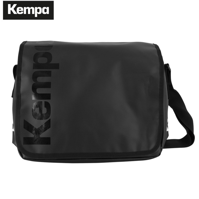 kempa premium messenger tasche schwarz 34 99. Black Bedroom Furniture Sets. Home Design Ideas