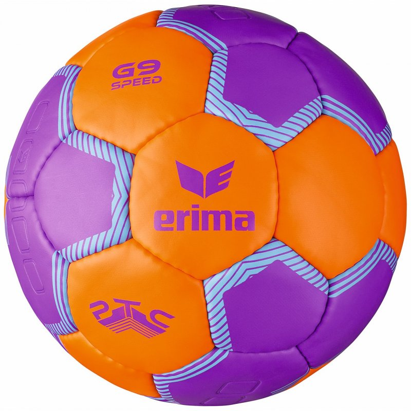 erima Handball G9 SPEED orange/purple 1