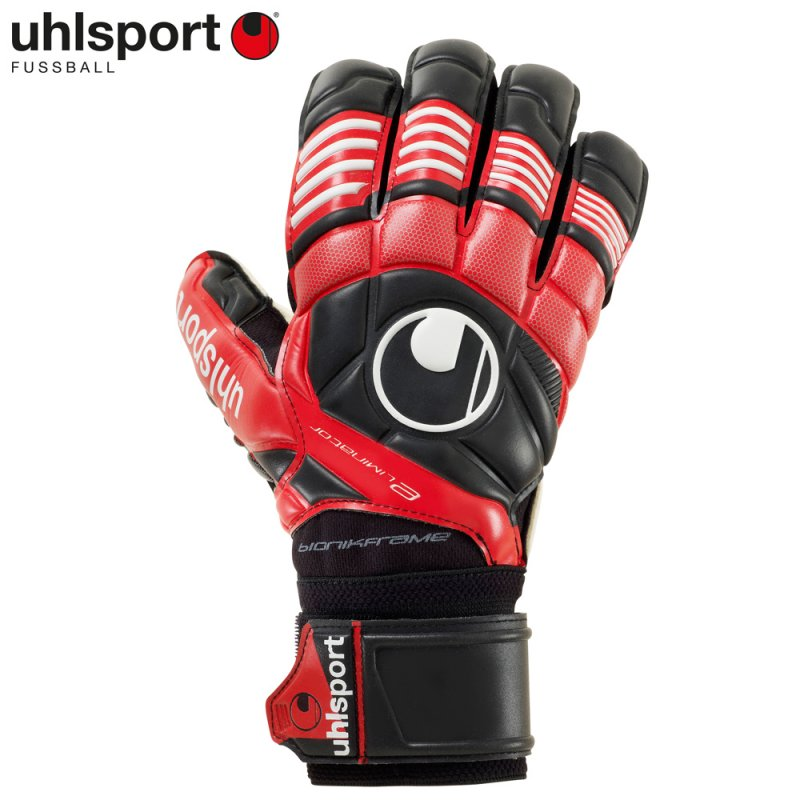 uhlsport Torwarthandschuh Eliminator Supersoft Bionik