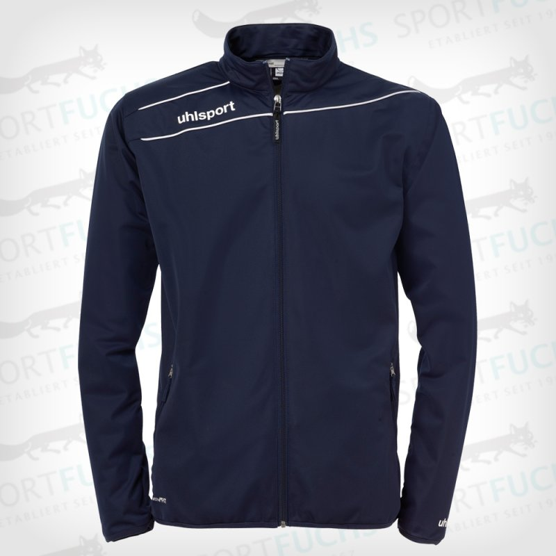 uhlsport Trainingsjacke Stream 3.0 Classic Kids marine14/weiß XXXS (116/122)