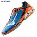 Mizuno Wave Stealth 3 DirectBlue/White/Orange