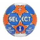 Select Handball Ultimate weiß/blau/orange