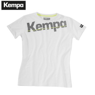 Kempa CORE BAUMWOLL LOGO T-Shirt Woman