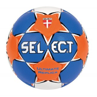 Select Handball Ultimate Replica weiß/blau/orange