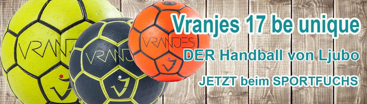 DER Handball des Erfolgstrainers Ljubomir Vra
